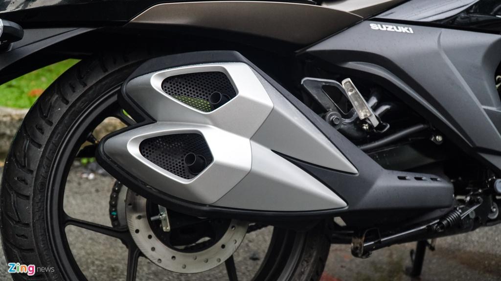 Suzuki Intruder 150 ra mat tai VN anh 16