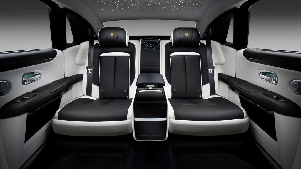 Rolls-Royce Ghost Extended 2021 lo dien anh 5