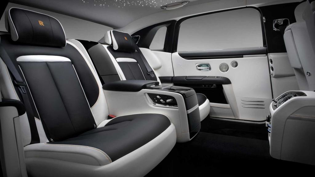Rolls-Royce Ghost Extended 2021 lo dien anh 4