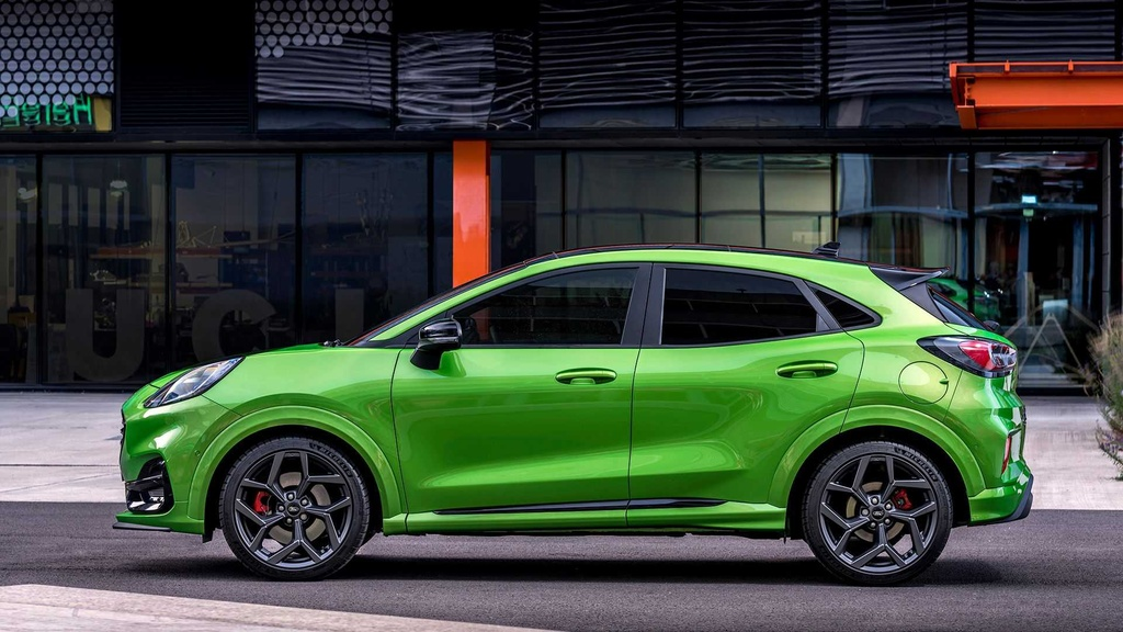 Ford Puma ST 2021 ra mat anh 2