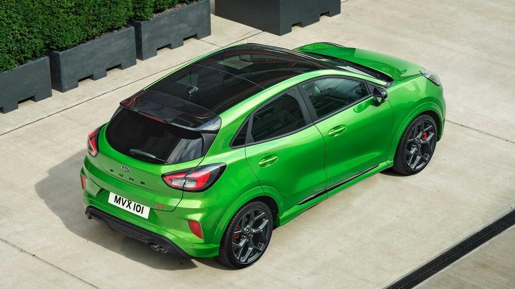 Ford Puma ST 2021 ra mat anh 5