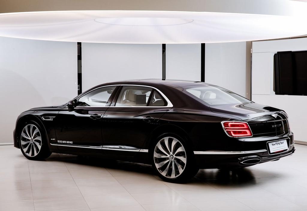 Bentley Flying Spur 2020 tai Thai Lan anh 11
