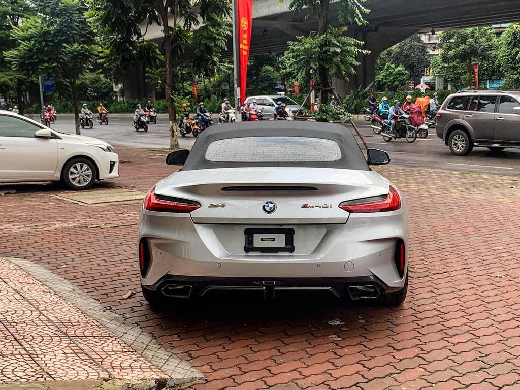BMW Z4 M40i dau tien ve VN anh 4