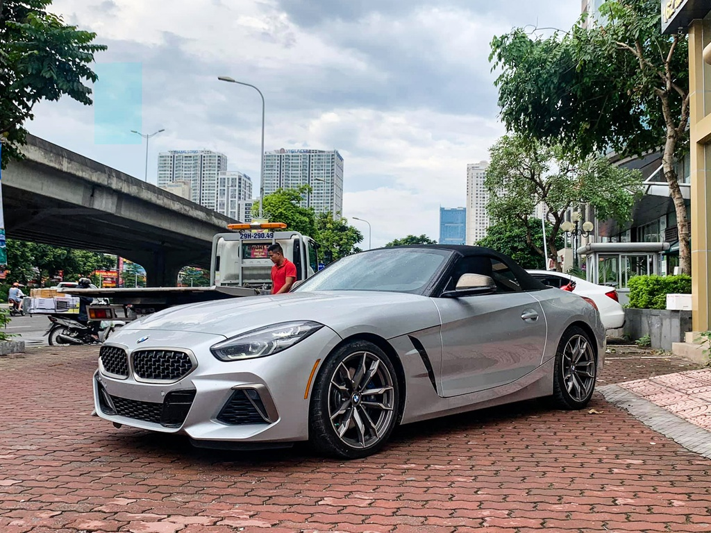 BMW Z4 M40i dau tien ve VN anh 3
