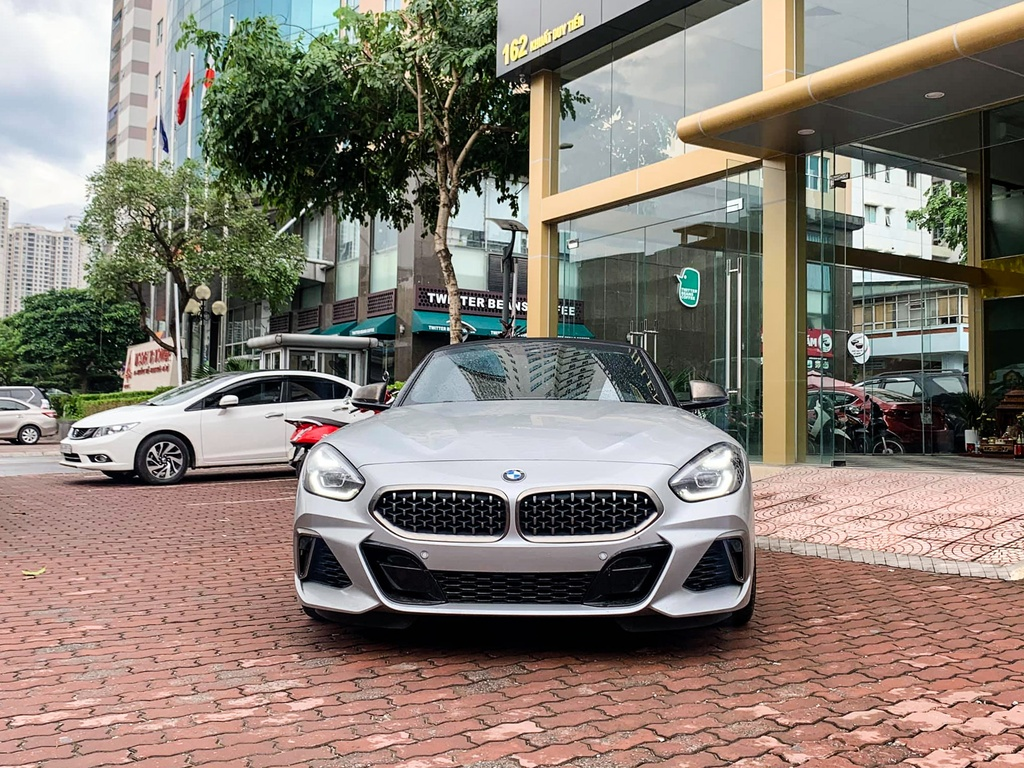 BMW Z4 M40i dau tien ve VN anh 2