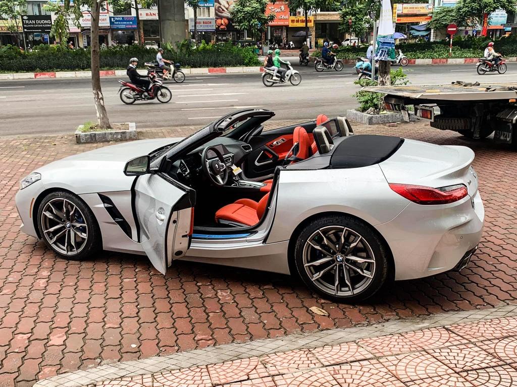 BMW Z4 M40i dau tien ve VN anh 8