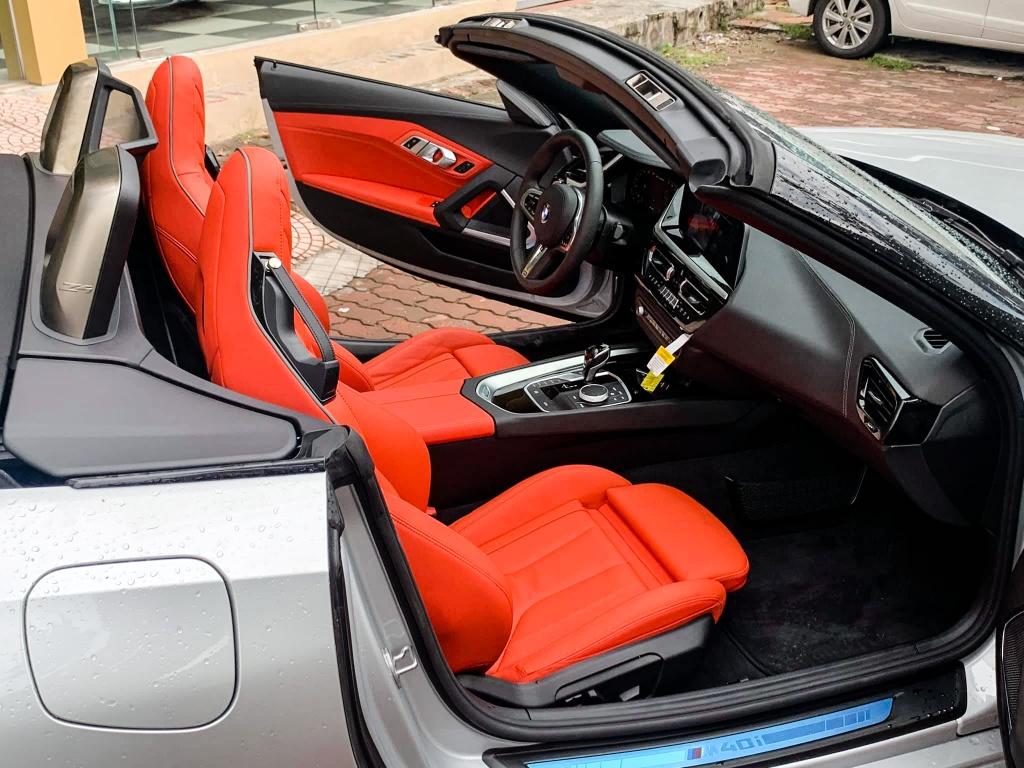 BMW Z4 M40i dau tien ve VN anh 9