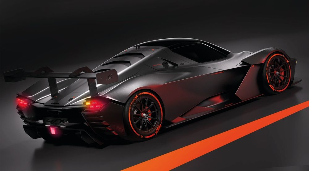 KTM X-Bow GTX duoc ra mat,  gia hon 270.000 USD anh 7