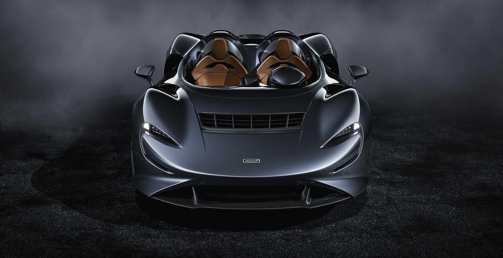 Sieu xe McLaren Elva Gulf Theme sap duoc ra mat anh 4