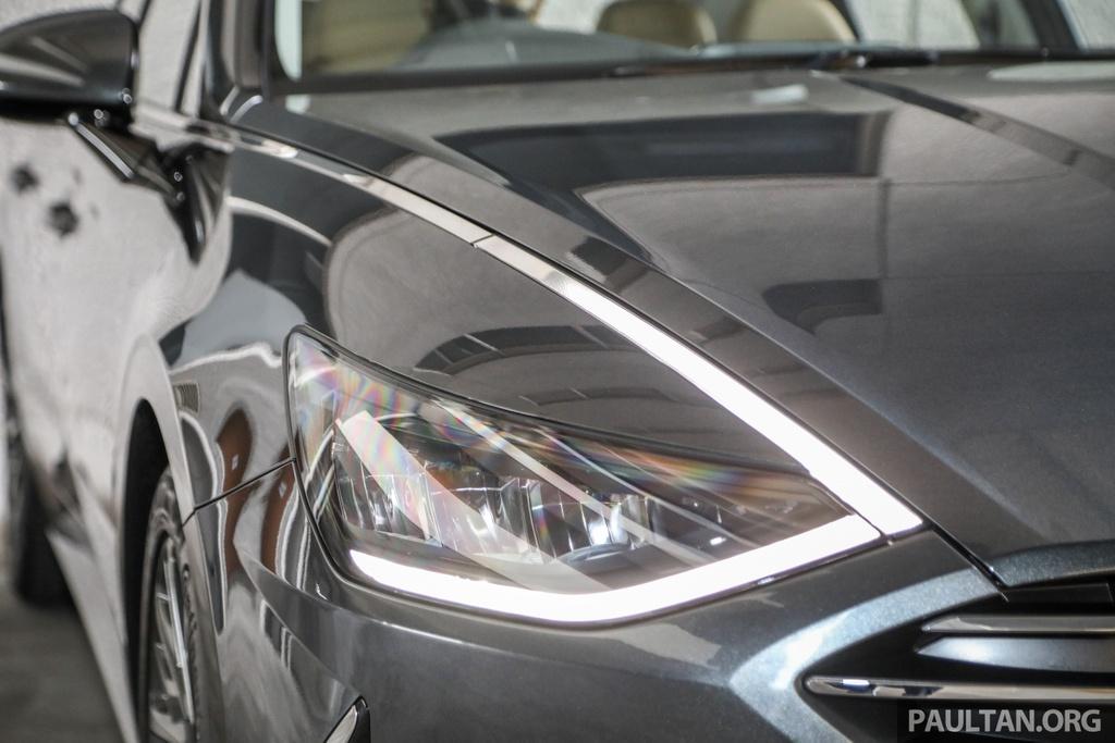 Hyundai Sonata 2020 duoc ra mat tai Malaysia anh 5