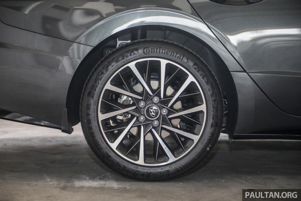 Hyundai Sonata 2020 duoc ra mat tai Malaysia anh 9