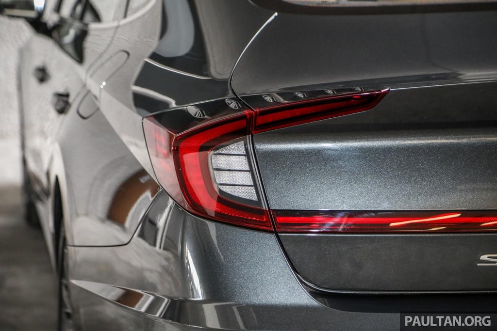 Hyundai Sonata 2020 duoc ra mat tai Malaysia anh 10