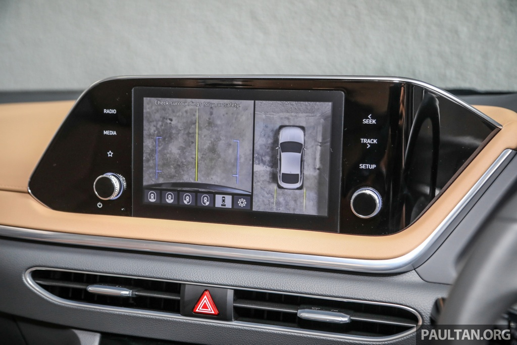 Hyundai Sonata 2020 duoc ra mat tai Malaysia anh 21