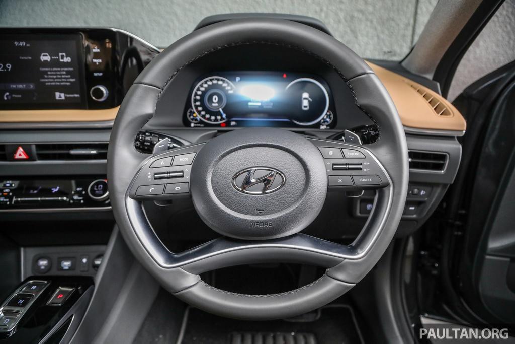 Hyundai Sonata 2020 duoc ra mat tai Malaysia anh 22