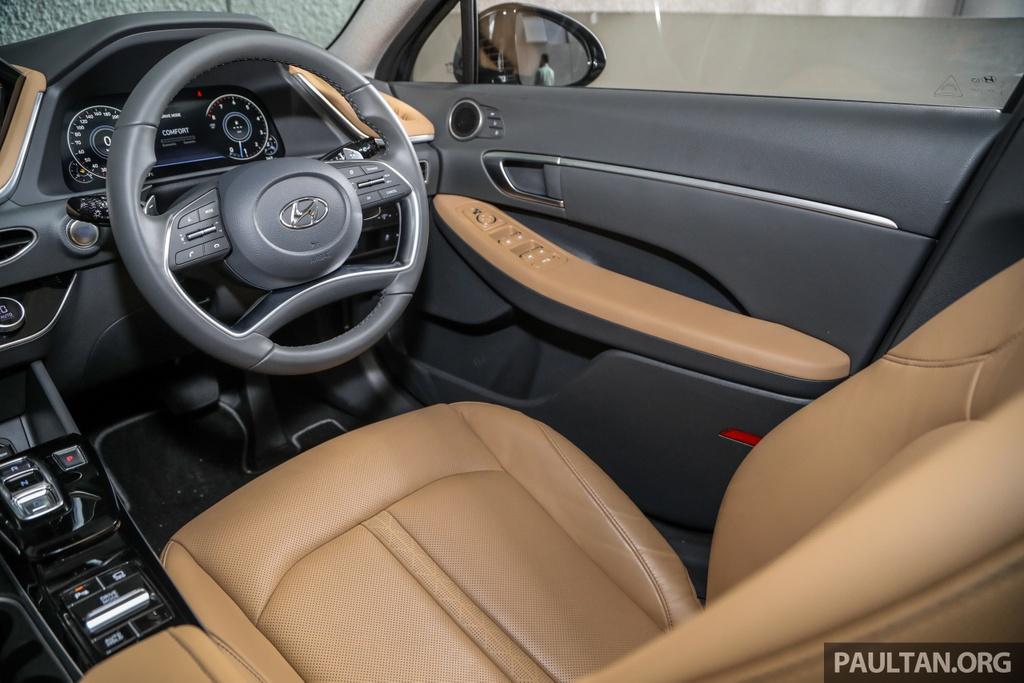 Hyundai Sonata 2020 duoc ra mat tai Malaysia anh 17