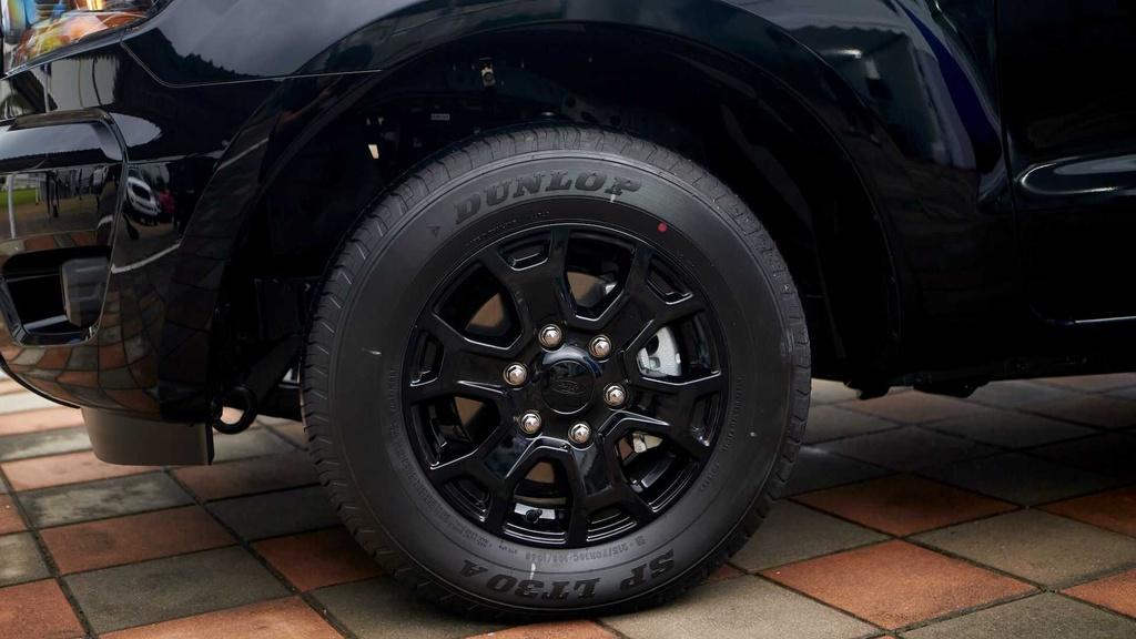 Ford Ranger facelift 2021 duoc ra mat anh 11