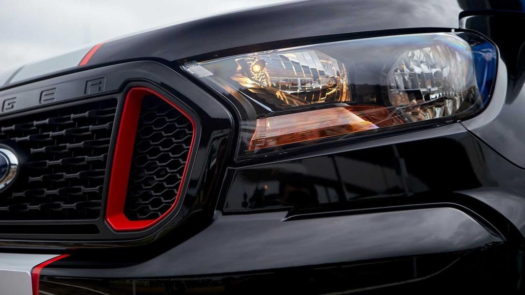 Ford Ranger facelift 2021 duoc ra mat anh 10