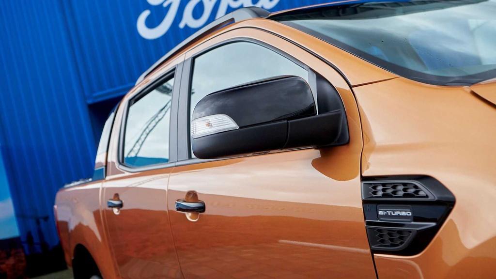 Ford Ranger facelift 2021 duoc ra mat anh 6