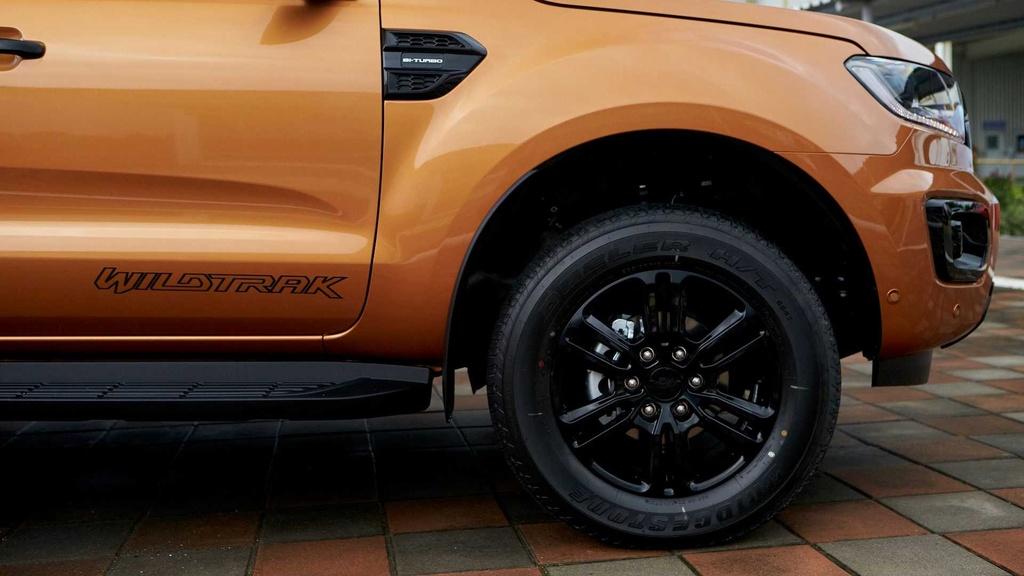 Ford Ranger facelift 2021 duoc ra mat anh 7