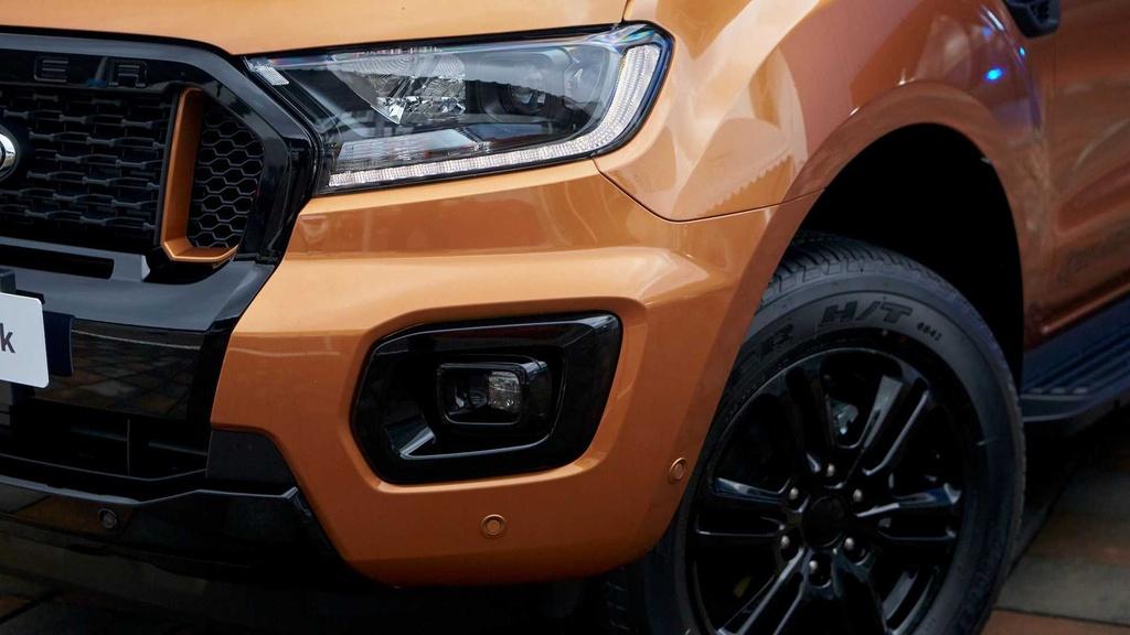 Ford Ranger facelift 2021 duoc ra mat anh 5