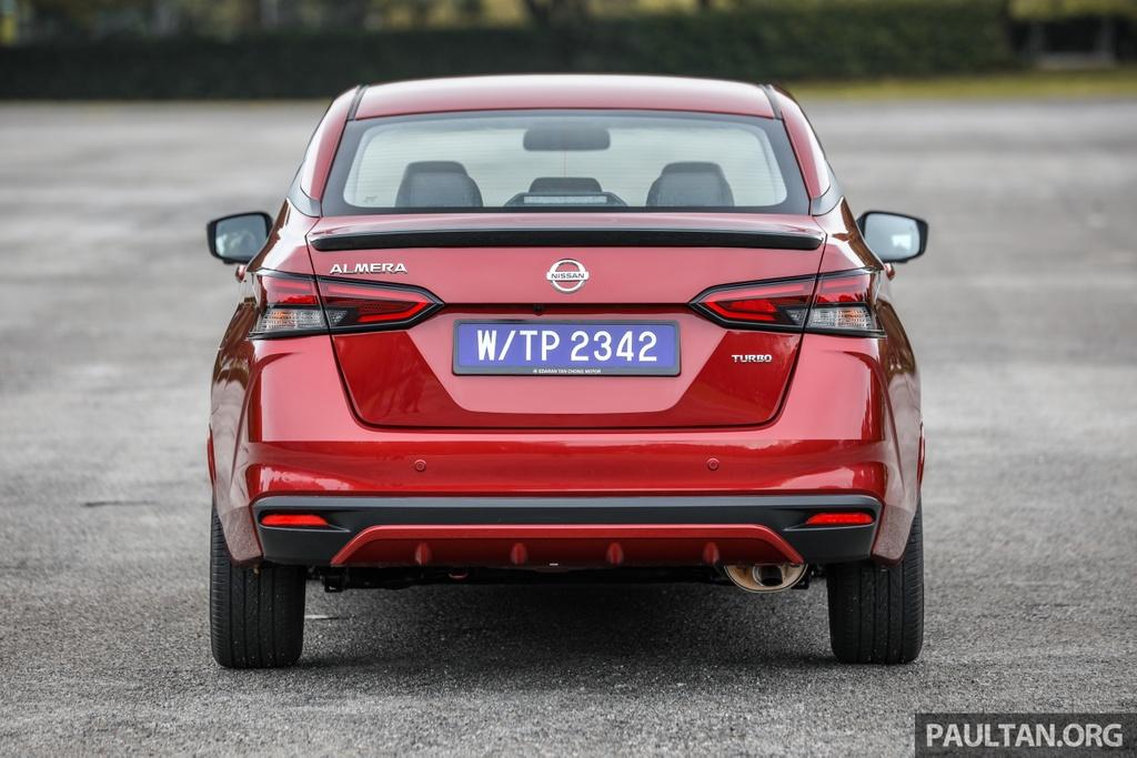 Chi tiet Nissan Almera VLT 1.0 turbo anh 16