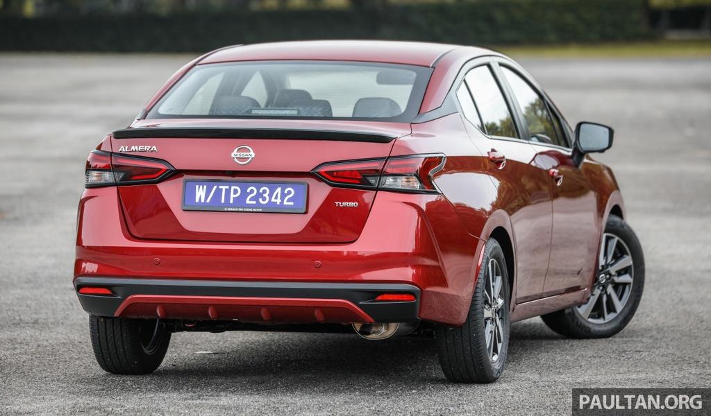 Chi tiet Nissan Almera VLT 1.0 turbo anh 15
