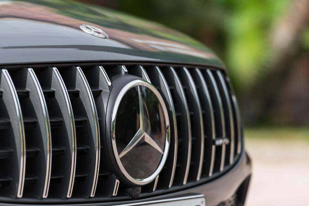 Mercedes-AMG GLC 43 4Matic Coupe 2020 ra mat tai Malaysia anh 3