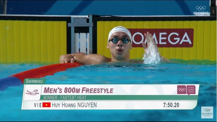 Nguyen Huy Hoang - tu cau be lang chai den nha vo dich Olympic tre hinh anh 2