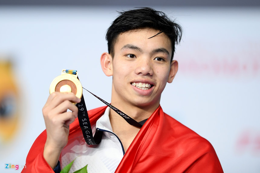 Nguyen Huy Hoang - tu cau be lang chai den nha vo dich Olympic tre hinh anh 1