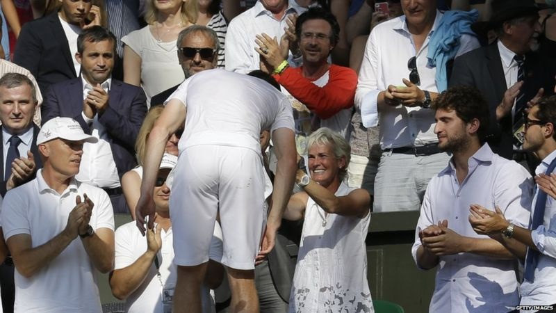 Nhung khoanh khac dang nho trong su nghiep cua Andy Murray hinh anh 6