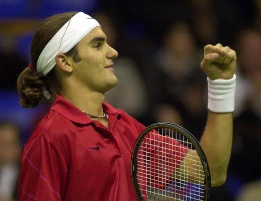 Federer can moc 100 danh hieu tai Dubai Open anh 1