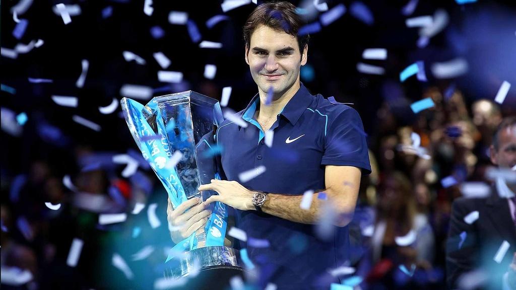 Federer can moc 100 danh hieu tai Dubai Open anh 8