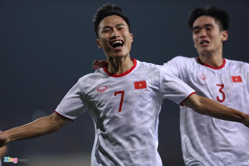 U23 Viet Nam thang Indonesia, nhung con nhieu bat on hinh anh 1