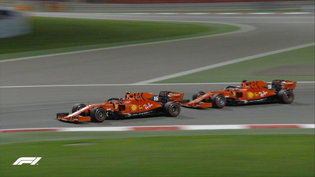 Doi thu gap su co, Hamilton ve nhat chang dua F1 tai Bahrain hinh anh 4