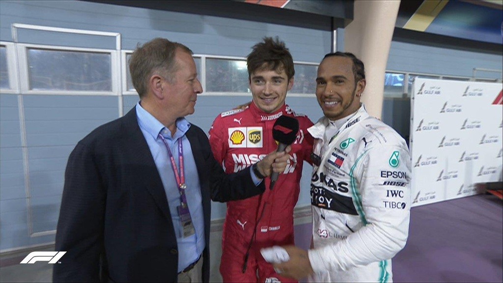 Doi thu gap su co, Hamilton ve nhat chang dua F1 tai Bahrain hinh anh 11