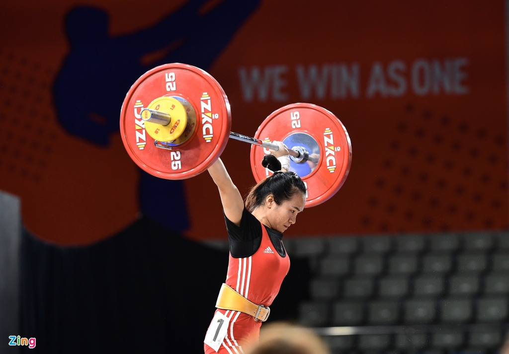 Vương Thị Huyền biến nỗi đau thành động lực giành HCV SEA Games