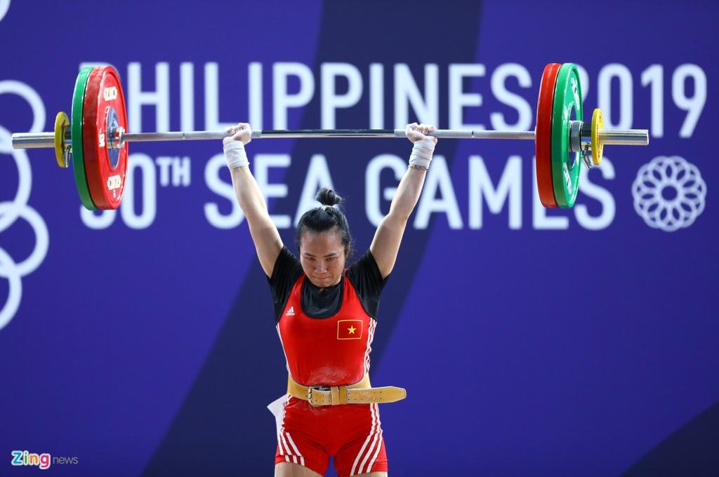 Viet Nam dan dau nhieu mon Olympic tai SEA Games 30 hinh anh 9