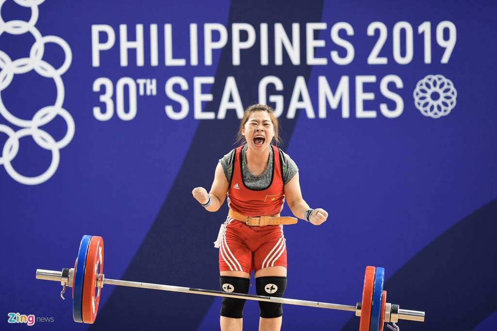 Viet Nam dan dau nhieu mon Olympic tai SEA Games 30 hinh anh 11
