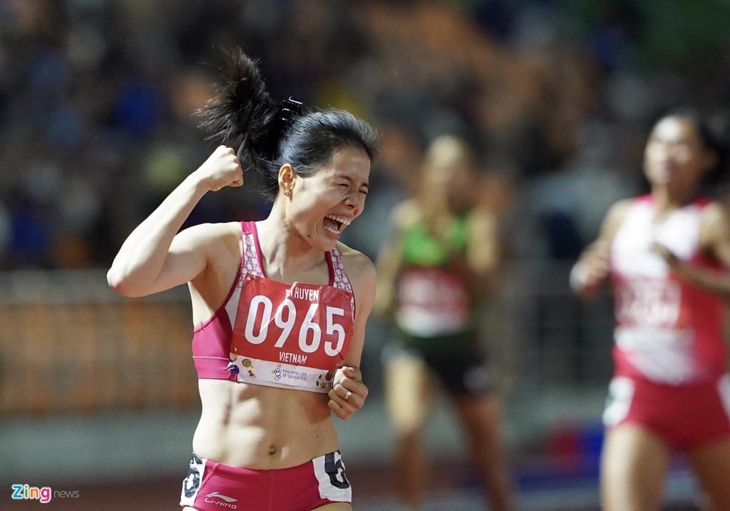 Viet Nam dan dau nhieu mon Olympic tai SEA Games 30 hinh anh 7