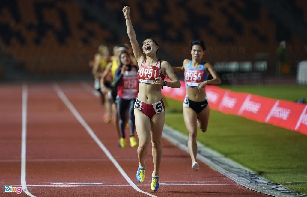 Viet Nam dan dau nhieu mon Olympic tai SEA Games 30 hinh anh 8