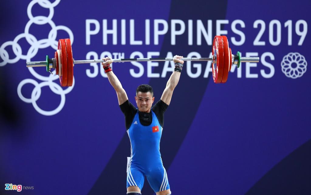 Viet Nam dan dau nhieu mon Olympic tai SEA Games 30 hinh anh 10