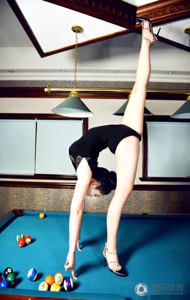 nguoi dep billiards anh 7