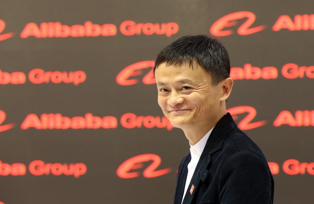 Jack Ma: 'Thuo be toi rat gay go, nhung lai gioi danh nhau' hinh anh 1