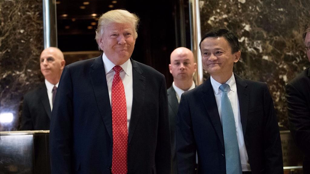 Jack Ma: 'Thuo be toi rat gay go, nhung lai gioi danh nhau' hinh anh 3