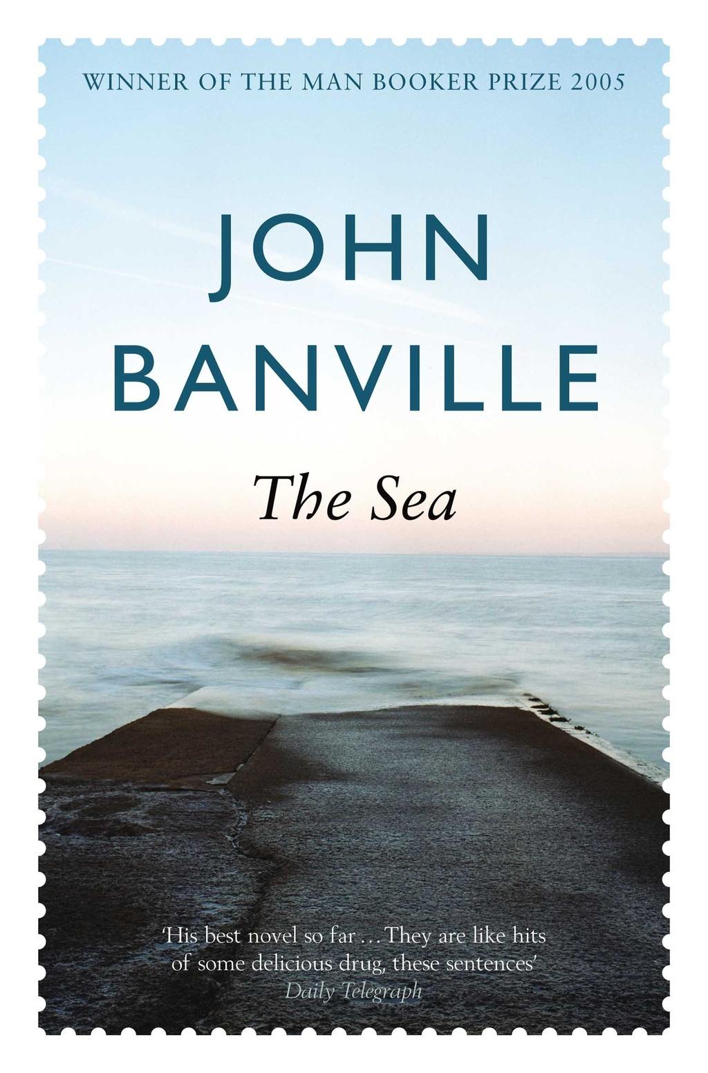 bi an van chuong John Banville anh 2