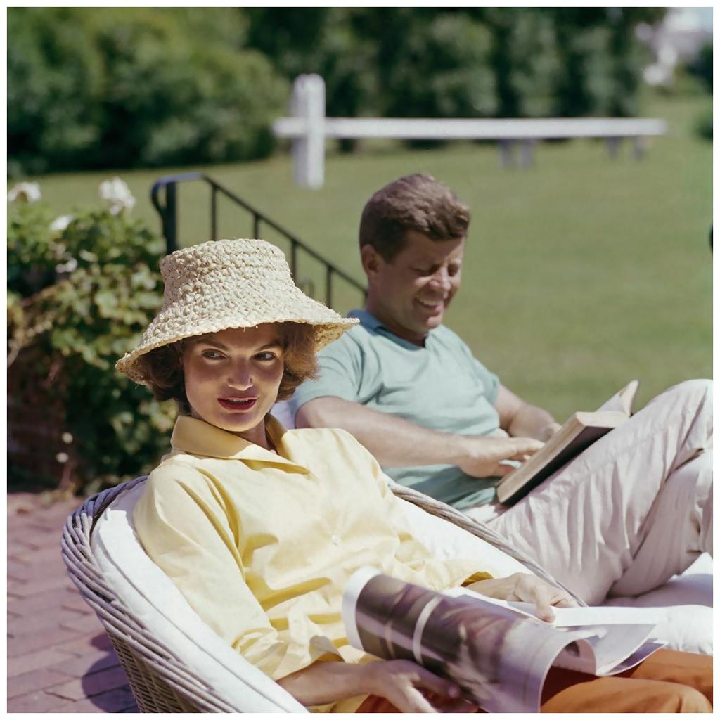 sach ve Jackie Kennedy anh 3