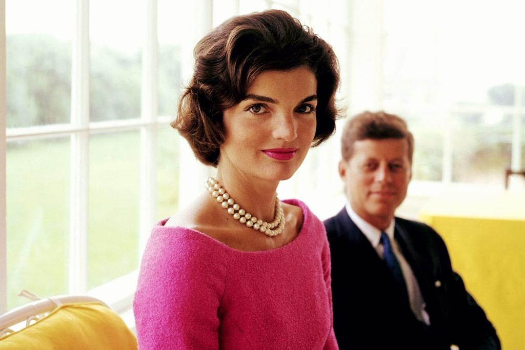 sach ve Jackie Kennedy anh 1