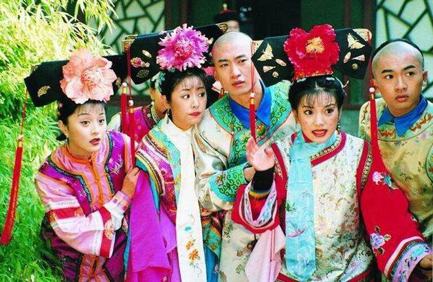 To Huu Bang,  Trieu Vy,  Hoan Chau cach cach,  Lam Tam Nhu,  Chau Kiet,  Pham Bang Bang,  Nha hang Trung Hoa anh 1