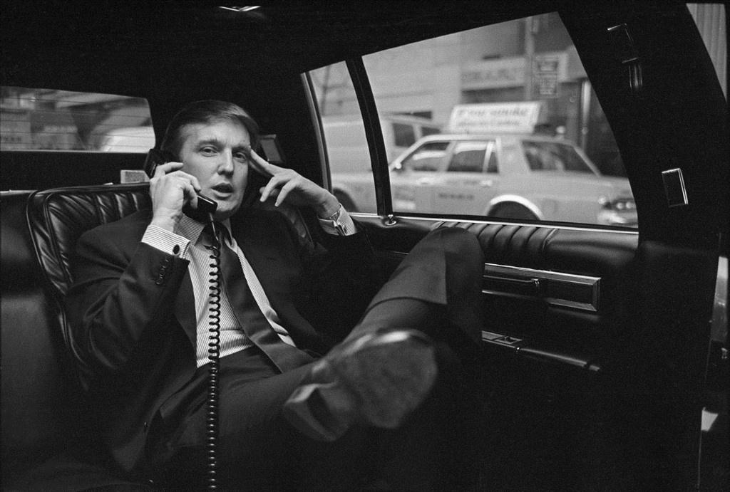 Donald Trump thoi tre: Gioi, dep trai, noi tieng khap truong hinh anh 14