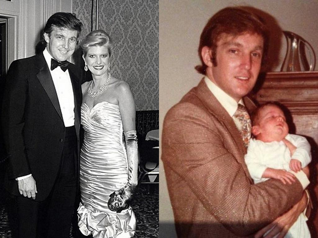 Donald Trump thoi tre: Gioi, dep trai, noi tieng khap truong hinh anh 12